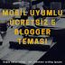 Mobil Uyumlu Ücretsiz 5 Blogger Teması
