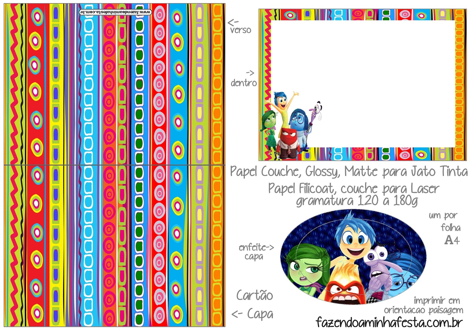birthday of inside out free printable candy bar labels. Black Bedroom Furniture Sets. Home Design Ideas