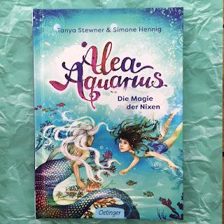 Erstlesebuch Alea Aquarius Die Magie der Nixen Kinderbuch von Tanja Stewner