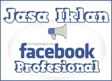 Partner Iklan atau Jasa Iklan Facebook Profesional