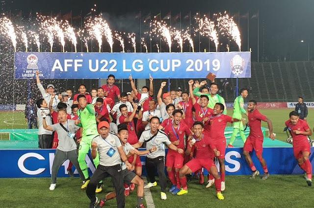 Juara Piala AFF U-22, Ini Jumlah Bonus
