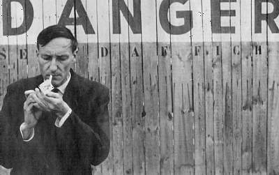peace pulse path and prevail: William S. Burroughs (1914-1997)