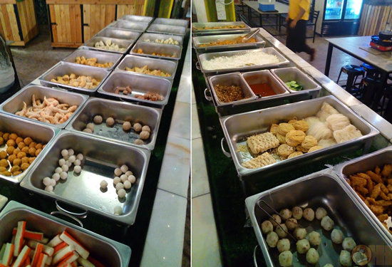 Abang Buffet Steamboat dan Grill Cameron Highlands