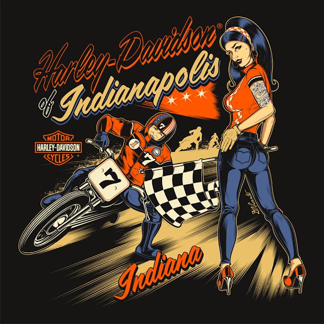 Harley Davidson Indianapolis