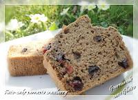 http://gourmandesansgluten.blogspot.fr/2014/04/pain-cake-sarrasin-cranberry.html