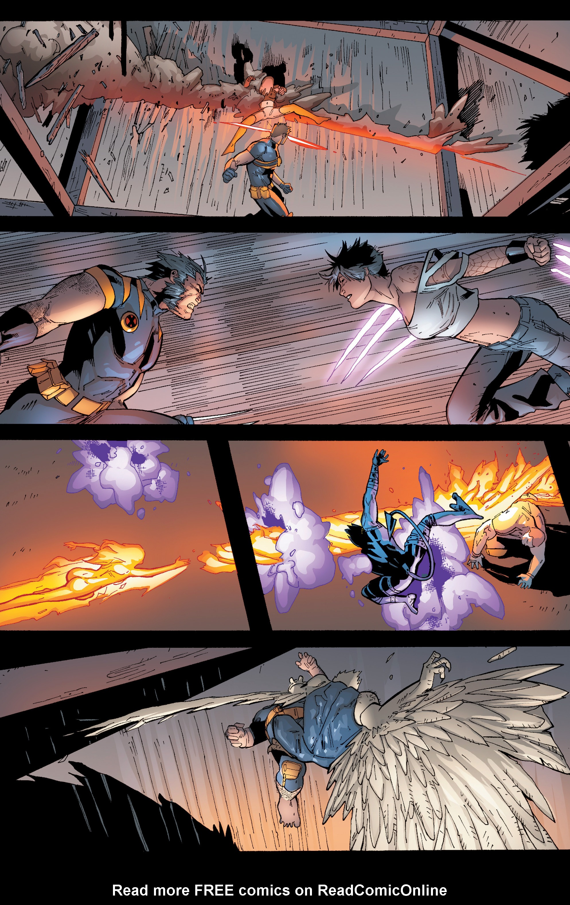 Read online Ultimate X-Men comic -  Issue #96 - 18