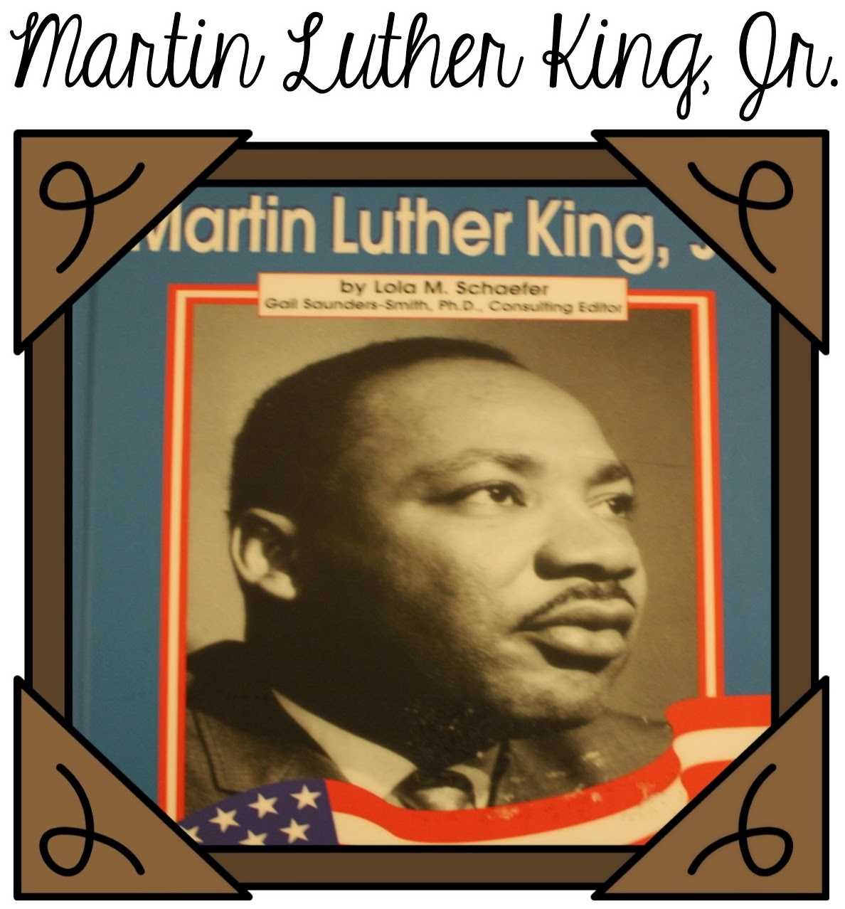 http://www.amazon.com/Martin-Luther-King-Famous-Americans/dp/B00BRA2SFW/ref=tmm_hrd_swatch_0?_encoding=UTF8&sr=8-1-spell&qid=1421621896