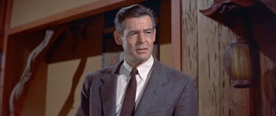 Robert Ryan - House of Bamboo (1955)