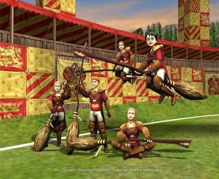 Harry Potter: Copa Mundial de Quadribol (PS2) 2006