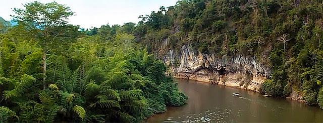 River Kwai at Thong Pha Phum (3)