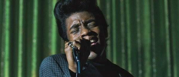 Chadwick Boseman é James Brown no primeiro trailer de GET ON UP