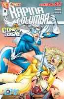 Os Novos 52! Rapina & Columba #3