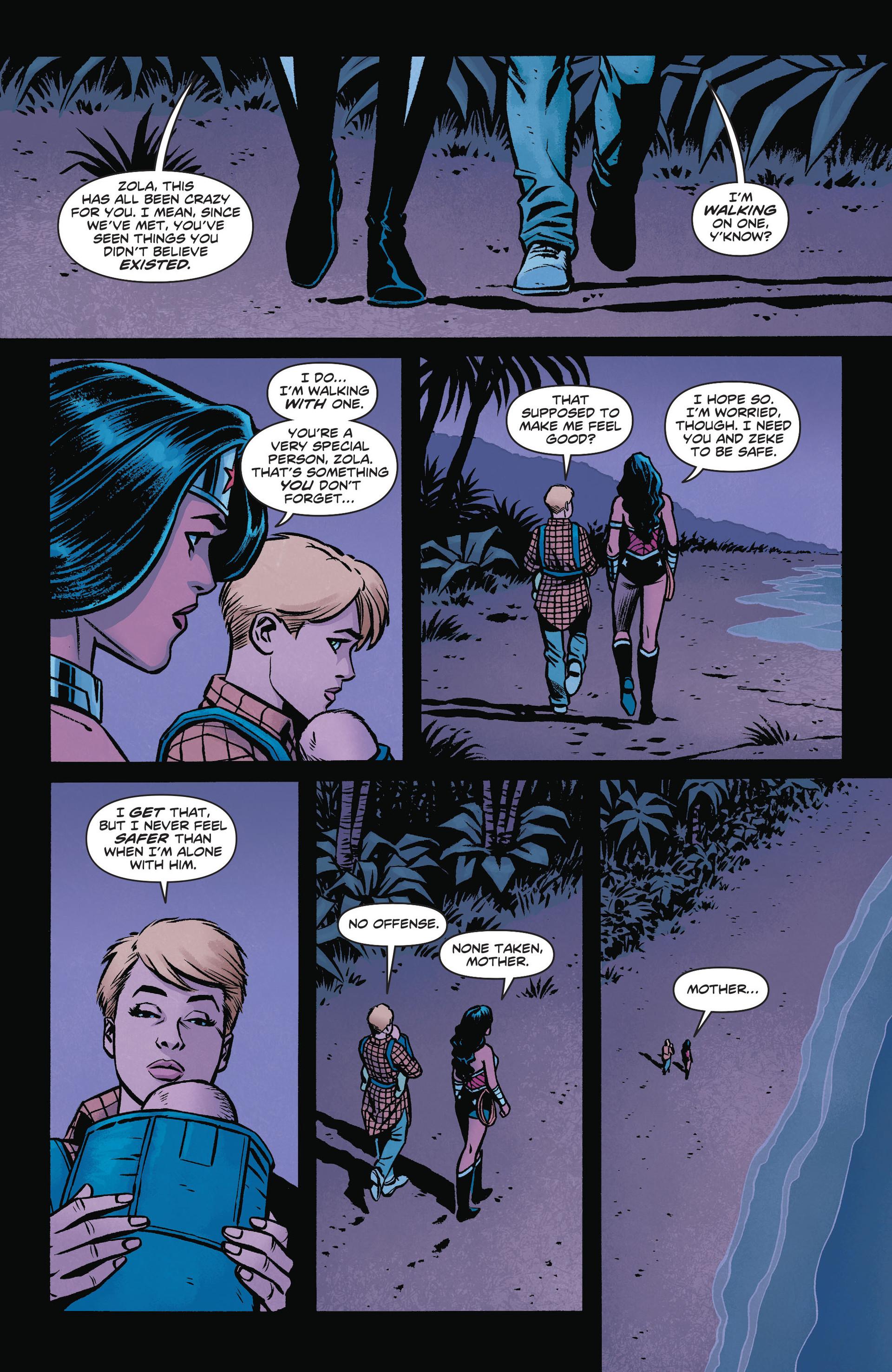 Read online Wonder Woman (2011) comic -  Issue #30 - 15