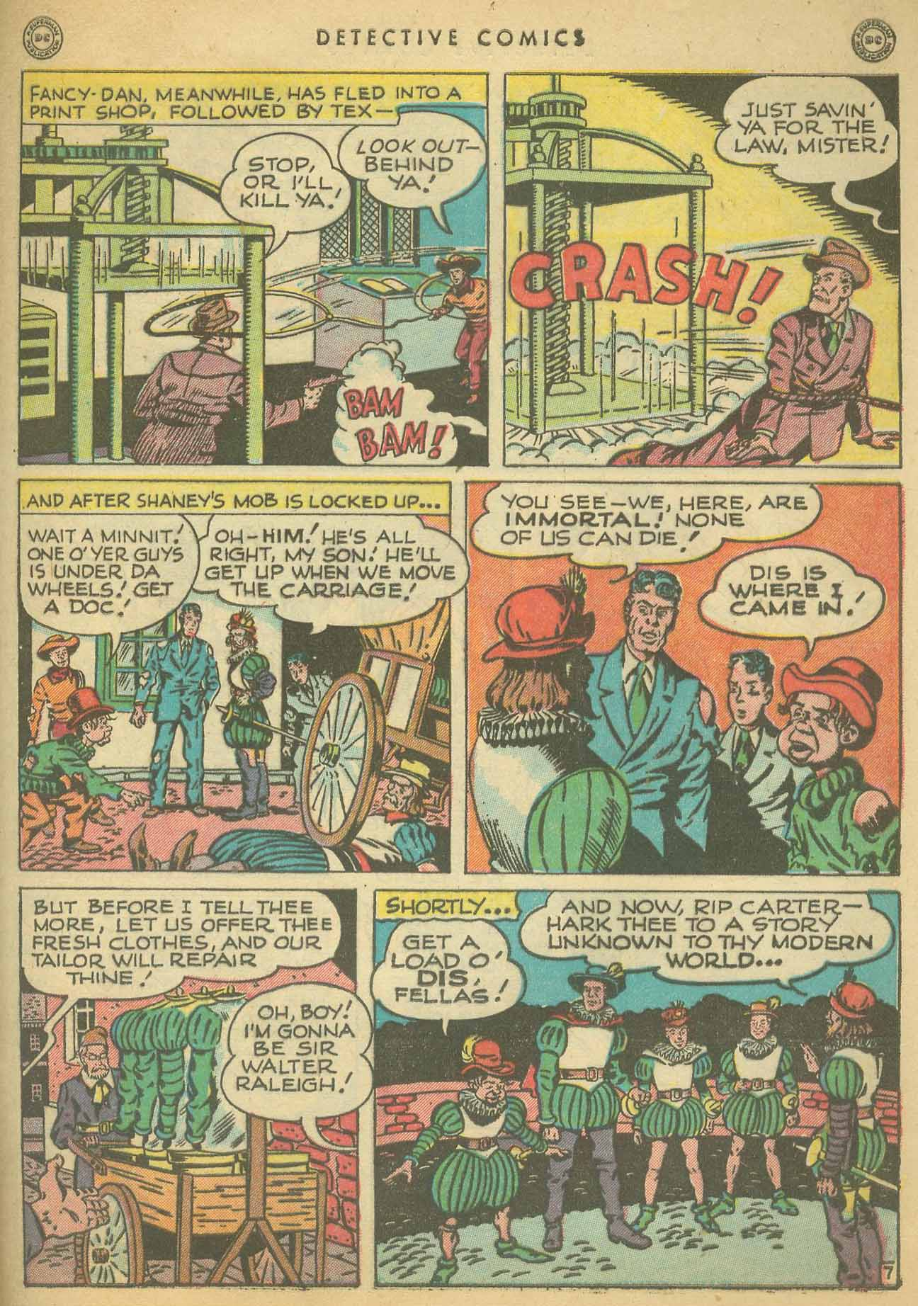 Detective Comics (1937) issue 127 - Page 43
