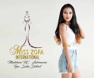Miss Zofa 2018 Contestant