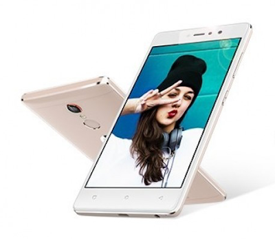 Gionee launches selfie focused S6s with 8 MP front camera and front flash in India for Rs. 17999