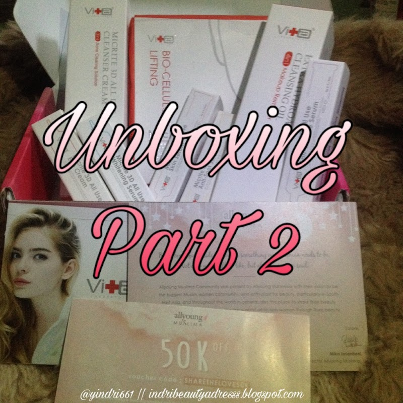 [UNBOXING] BOX FROM ALLYOUNG