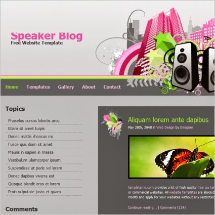speaker blogger templates 2014,free downlod,blogger templtes 2014,speaker template,latest template