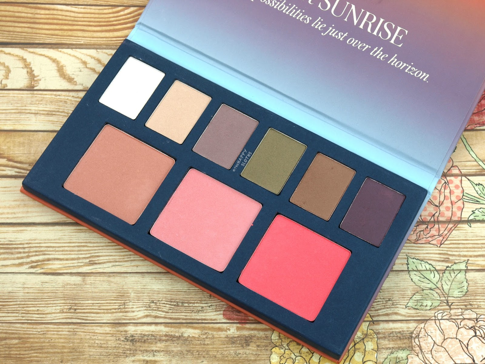 Beautycounter Desert Sunrise Palette: Review and Swatches