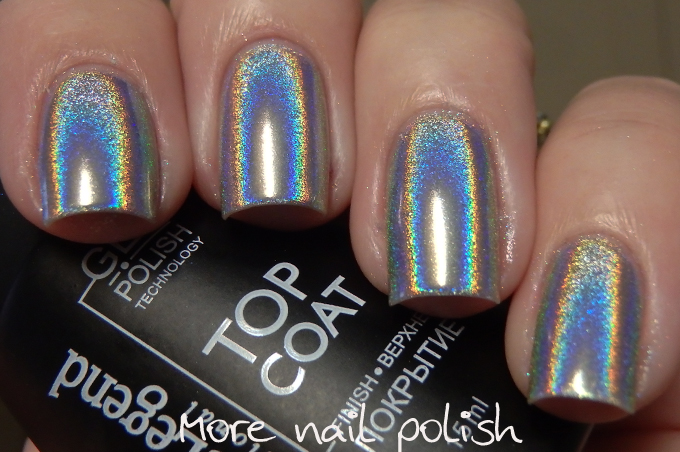 The Polish Chrome Wars - Rub all the things into your polish! ~ More ...