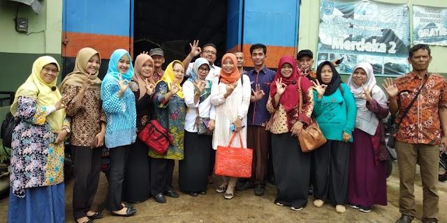 Study Banding Pemkot Sukabumi Tentang Pengolahan Kompos dan Maggot di UPS. Merdeka 2