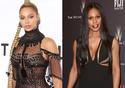 Laverne Cox & Beyonce Leaked Their New Track In A New Project