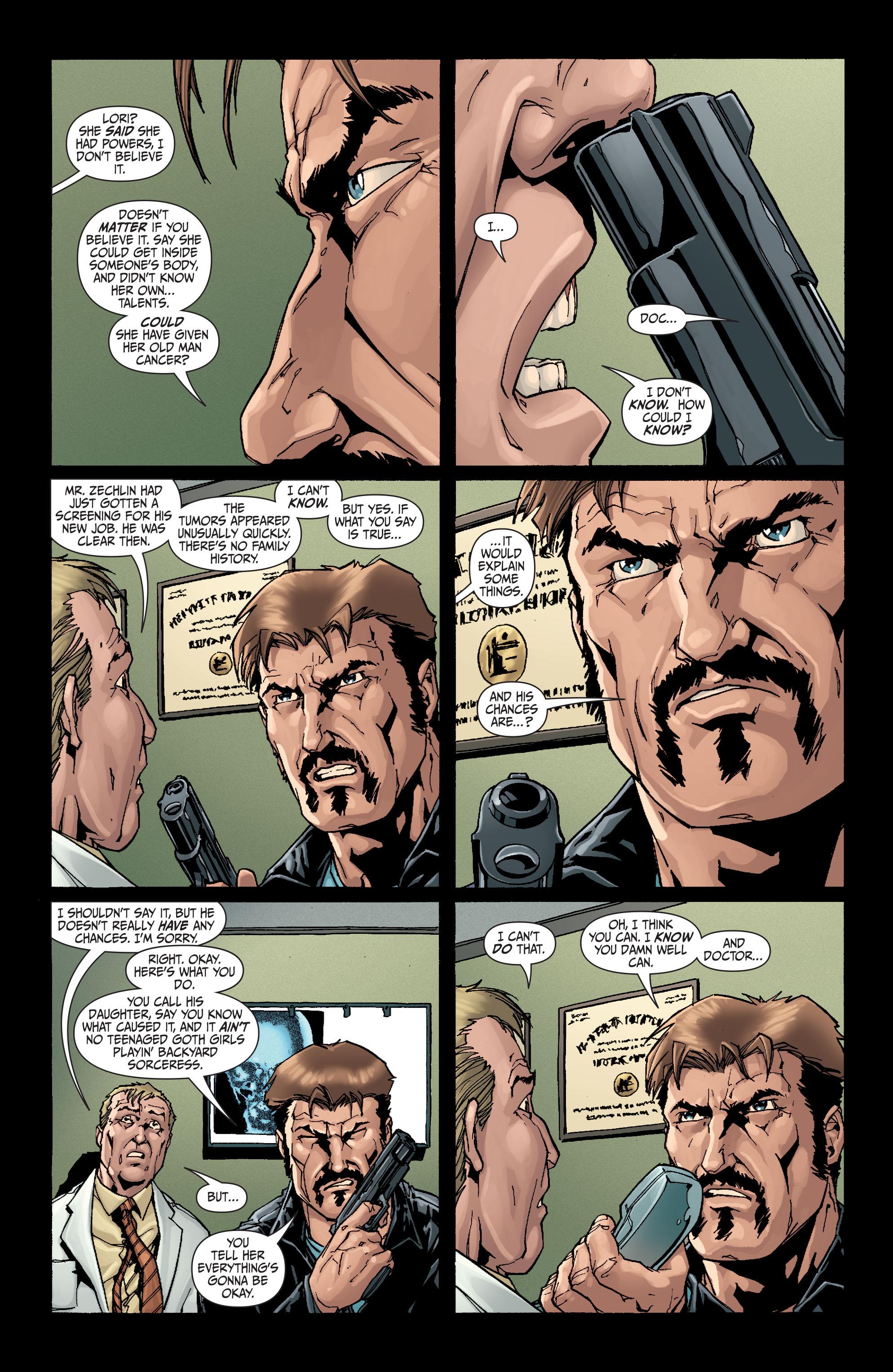 Read online Secret Six (2008) comic -  Issue #25 - 9