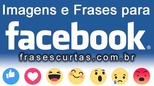 Frases e Imagens para Facebook