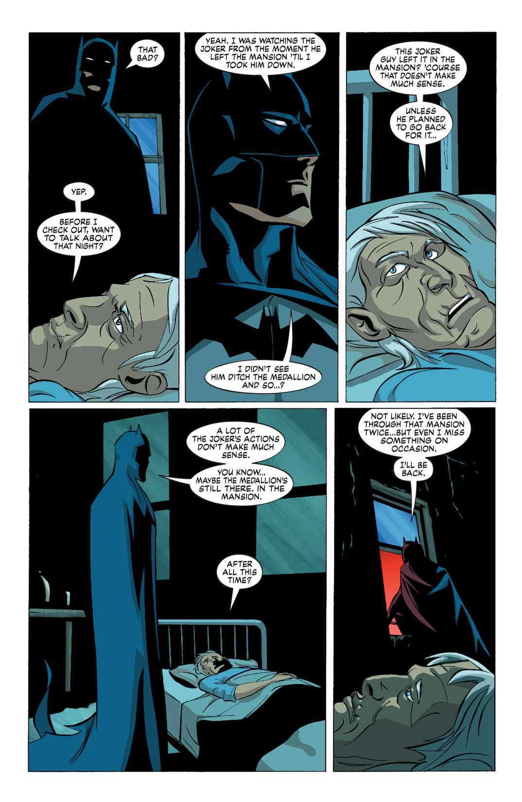 Detective Comics (1937) 866 Page 23