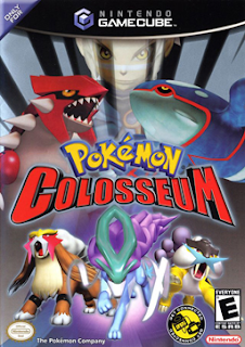 Pokemon Colosseum cover
