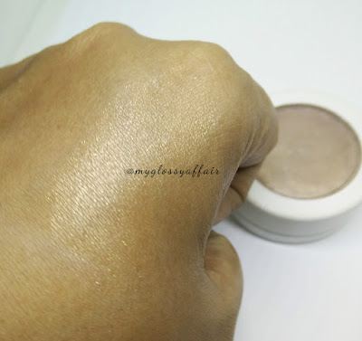 Colourpop Super Shock Cheek Highlighter in Wisp Review and Swatches