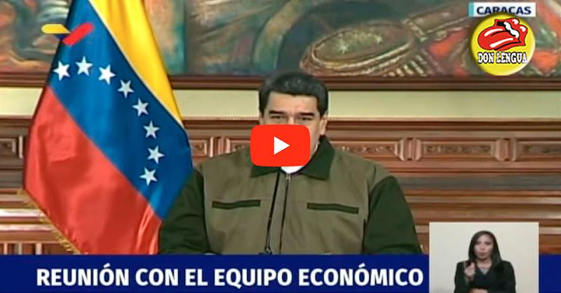 Maduro asegura que tendrá las mejores navidades de los últimos tiempos