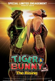 Tiger & Bunny: The Rising (2014)