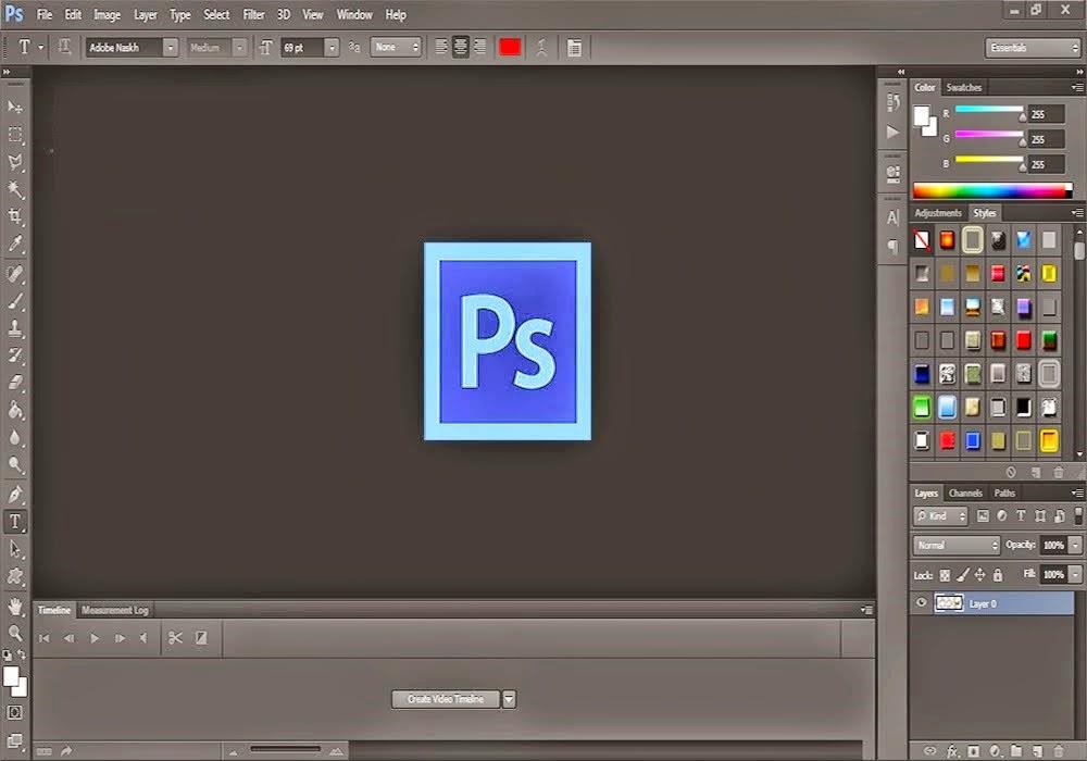 تحميل برنامج تعديل الصور فوتوشوب مجانا