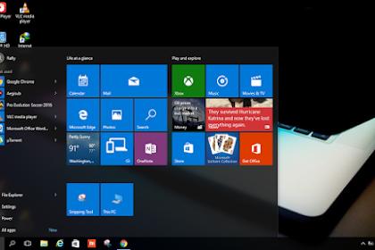 Tutorial Lengkap Instal Windows 10 dengan Flashdisk dari A sampai Z