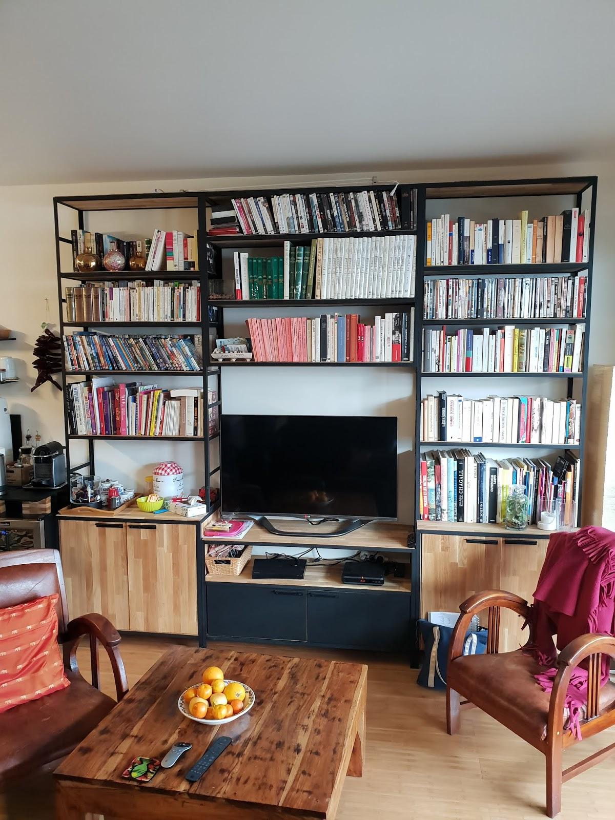 """Aménager Bureau Chambre Amis blog de la maison de l'imaginarium - l'ambiance """"factory"""