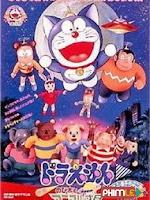 Doraemon Movie 1990: Nobita Và Hành Tinh Muông Thú (Ngôi Sao Cảm)
