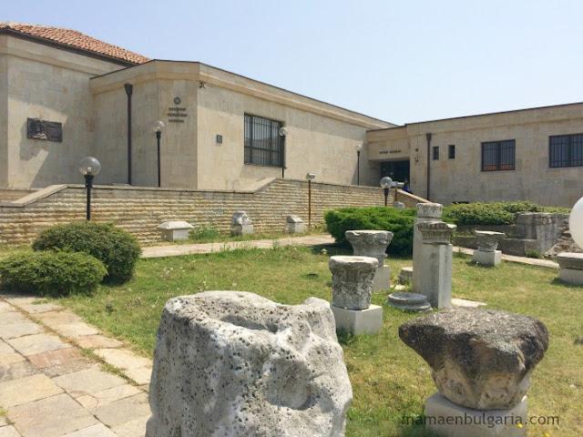 Museo Arqueológico Nesebar