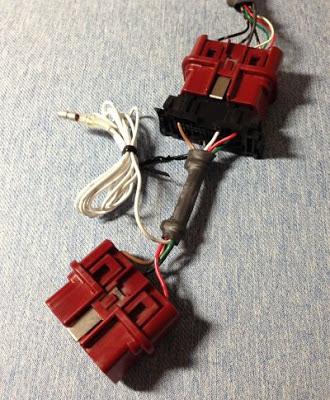 OBDコネクタ用TECTOM CMX100-H2用変換コネクター