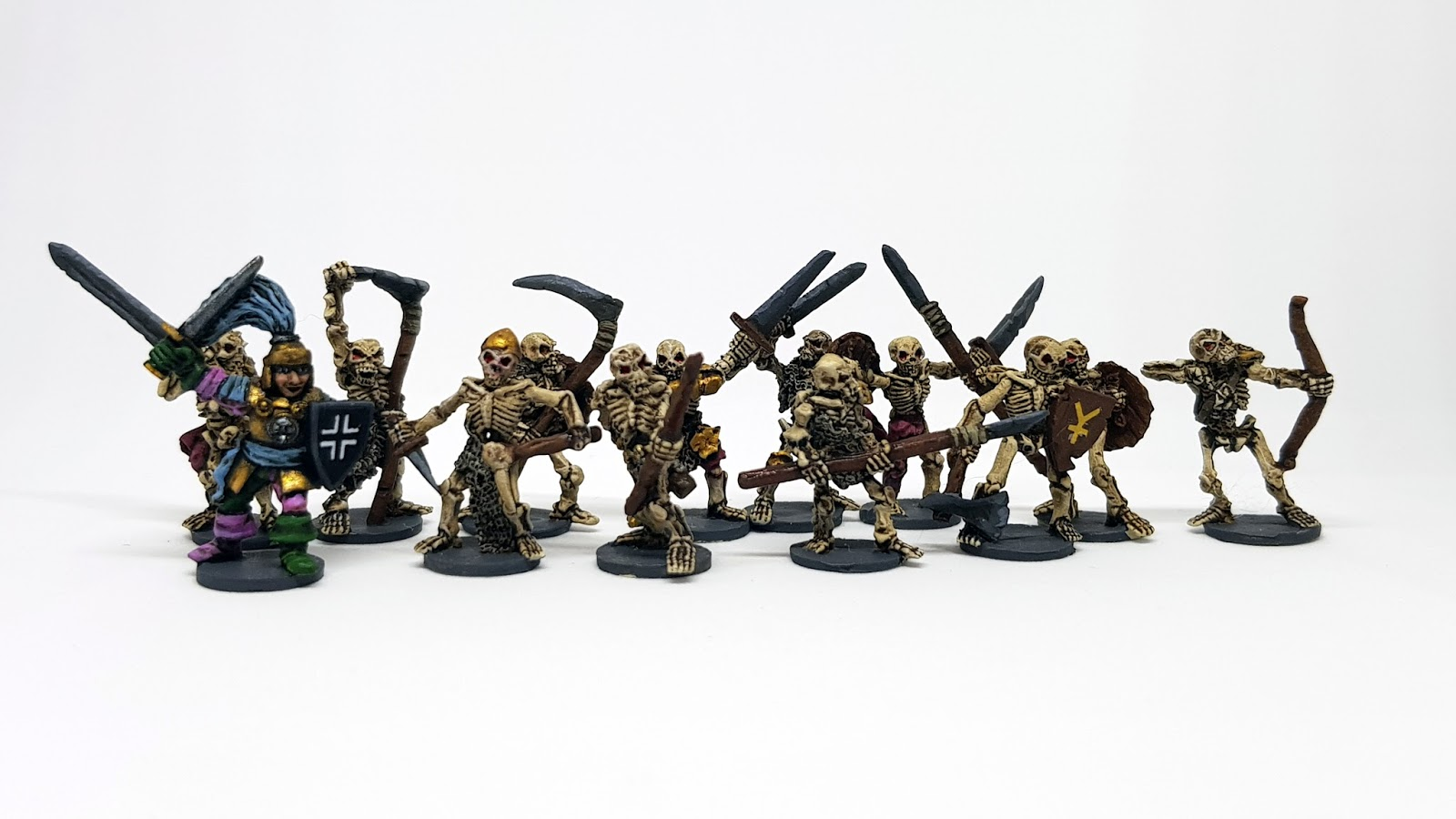 Left Handed Panzerfaust: My Journey into 15mm Fantasy and Dungeon