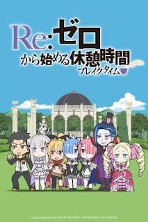 تقرير الحلقات الخاصة من إعادة: بدء فترة الإستراحة من الصفر Re:Zero kara Hajimeru Break Time