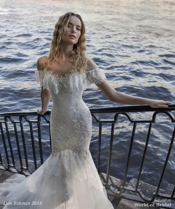 057b3b22d13 Lian Rokman 2018 Wedding Dresses - World of Bridal