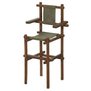 Kinderstoel Gerrit Rietveld