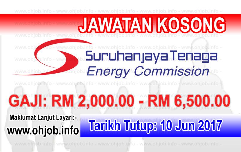 Jawatan Kerja Kosong ST - Suruhanjaya Tenaga logo www.ohjob.info jun 2017
