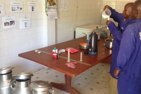 Yogures probióticos para mejorar la salud y el desarrollo del África