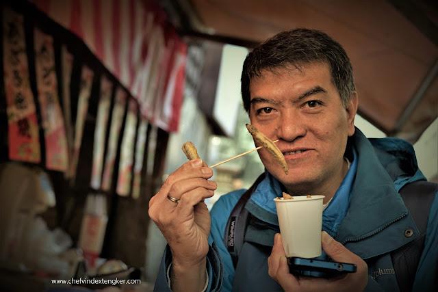 tsukiji market, vindex tengker