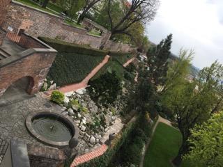 prague czech republic wanderlust travelblog europe japanese garden
