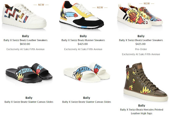 Bally Collective Shoes