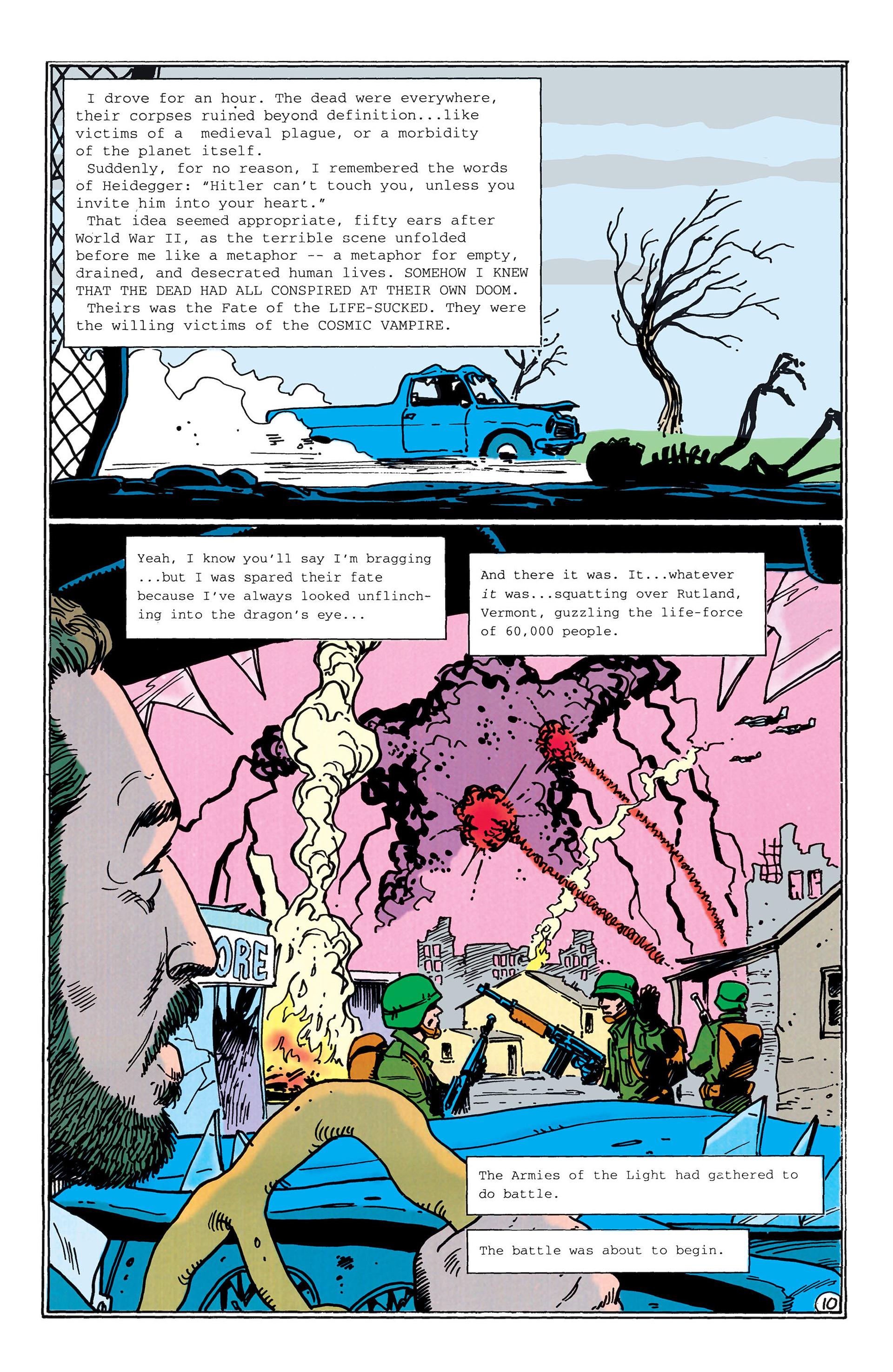 Read online Animal Man (1988) comic -  Issue #50 - 10