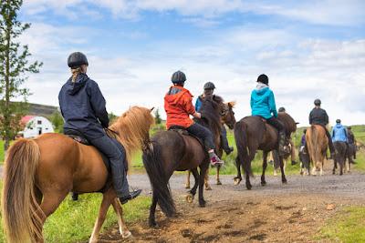 Tour de Lujo y VIP a caballo por Islandia